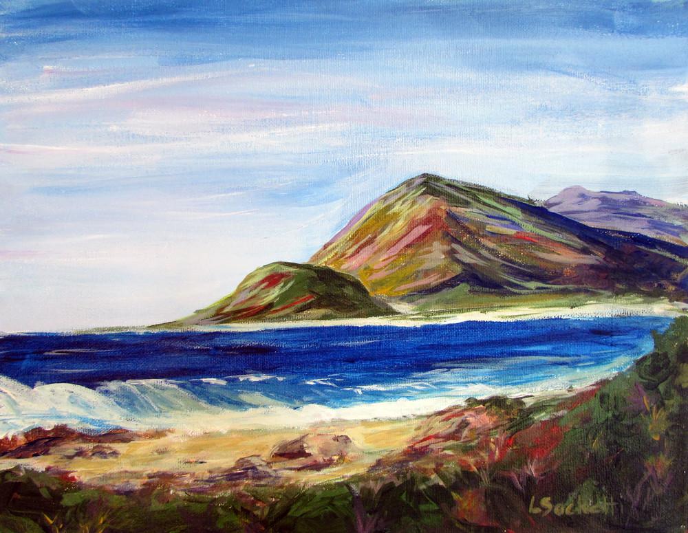 Washed Ashore. Art | Linda Sacketti