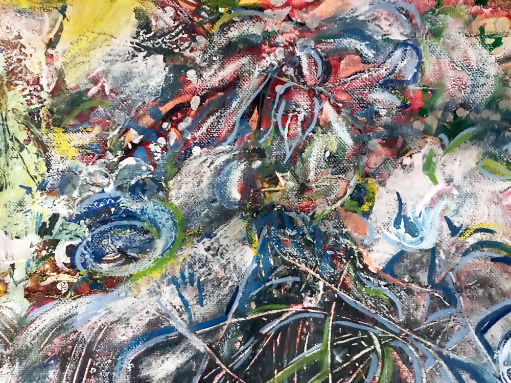 Riverside Art   Artist Rachel Goldsmith, LLC