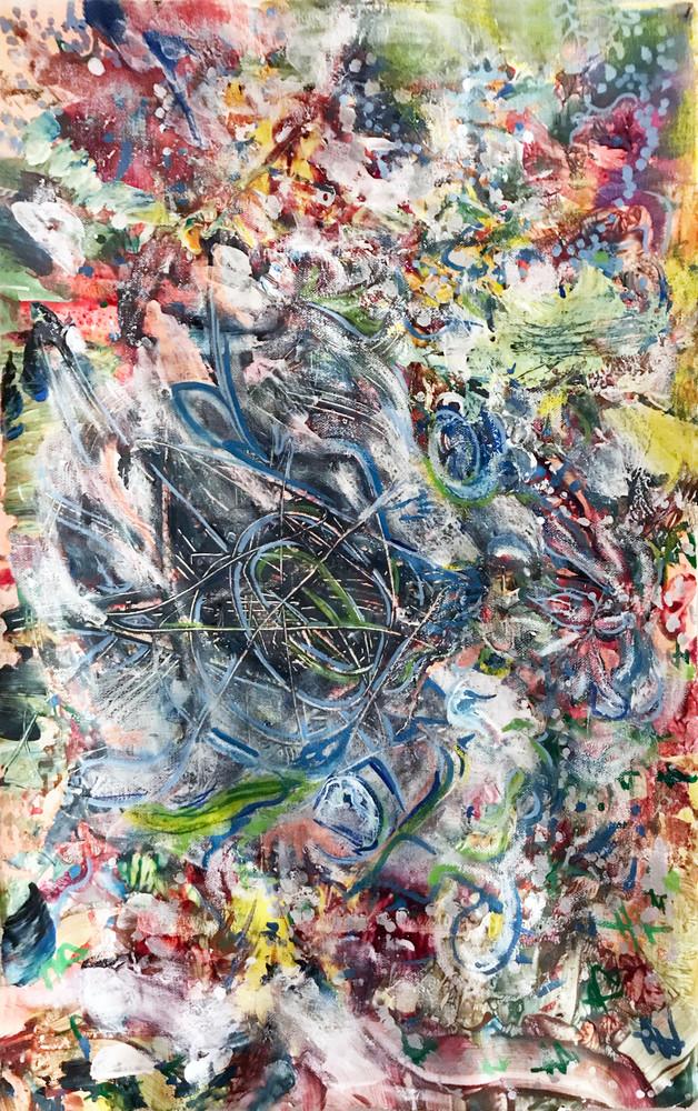 Abstract Art Art | Artist Rachel Goldsmith, LLC