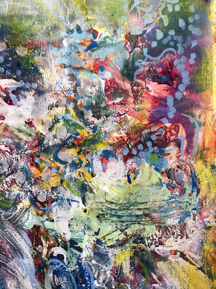 Wildflowers Art   Artist Rachel Goldsmith, LLC
