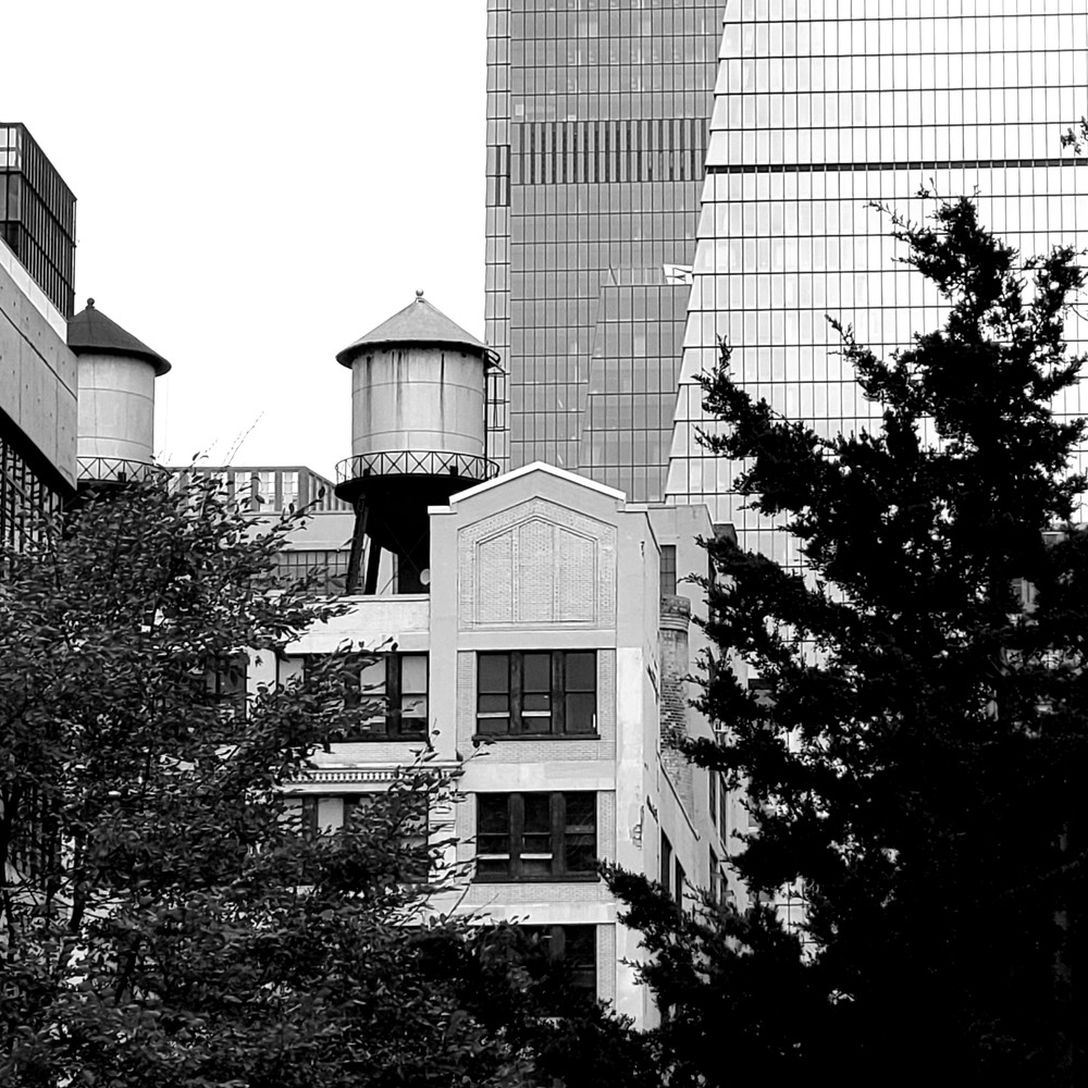 Old And New Chelsea Nyc #1  Photography Art | Photoissimo - Fine Art Photography