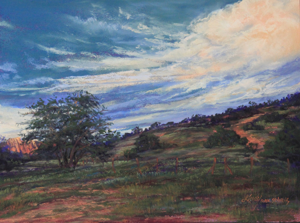 Lindy Cook Severns Art | Day's End, print