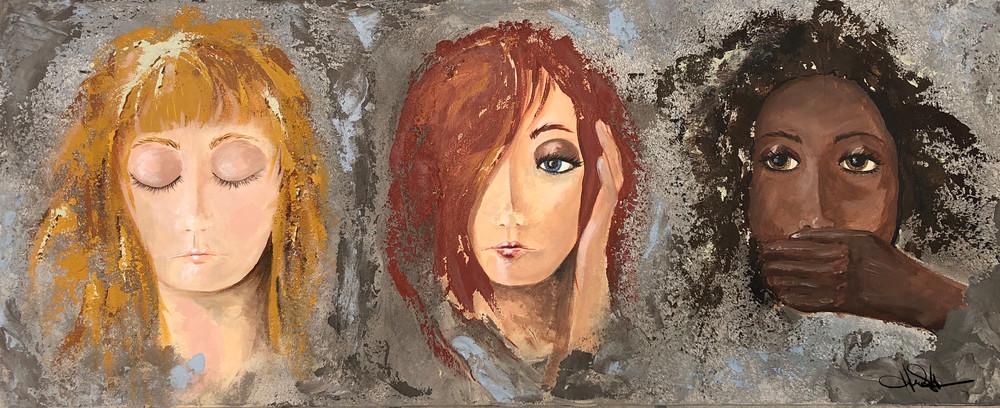See No Evil  Art   Holly Diann Harris, Visual Artist