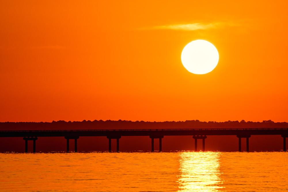 Sam Rayburn Sunrise - Texas fine-art photography prints
