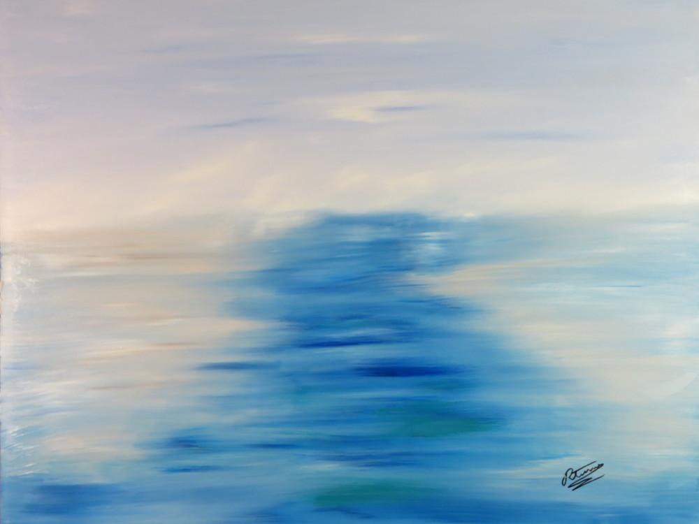 Misty Sea Art | Artist Ron Turner