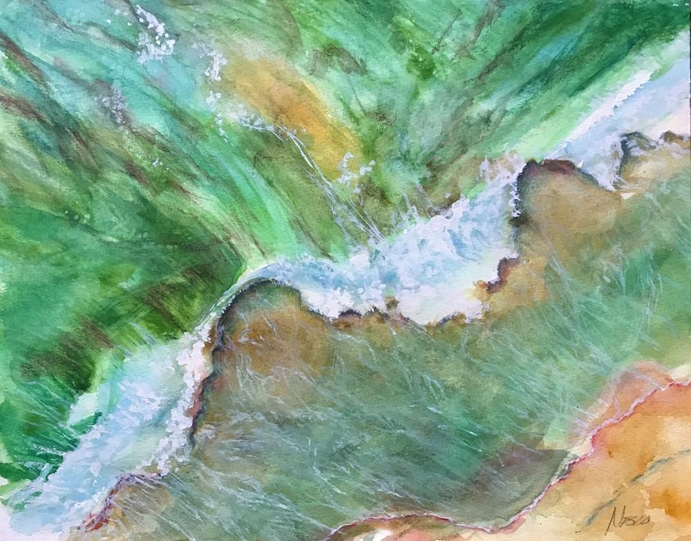 Pfeiffer Beach Ca, Ii Art   Nosco Fine Art