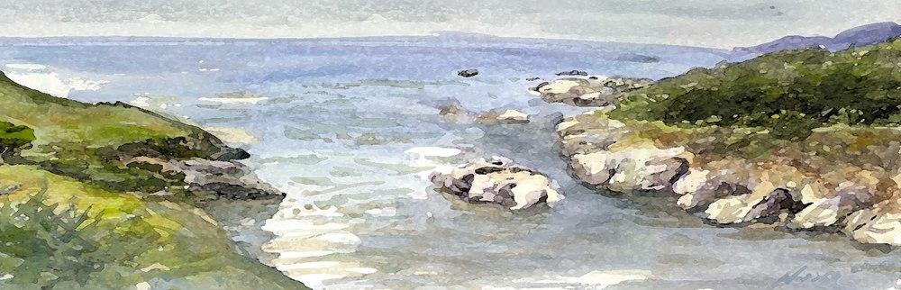 Monterey Bay  Art   Nosco Fine Art