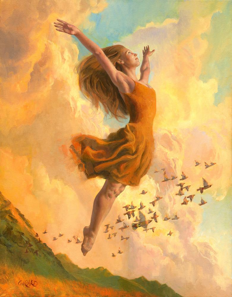The Joy Of Life Art | Studio Girard