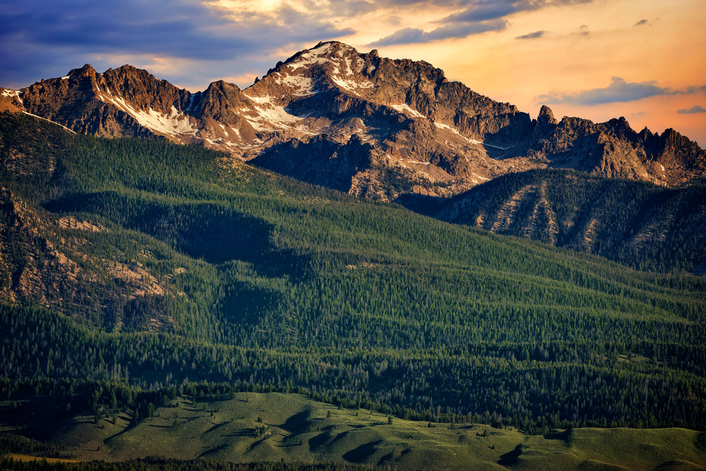 Decker Peak | Shop Photography by Rick Berk