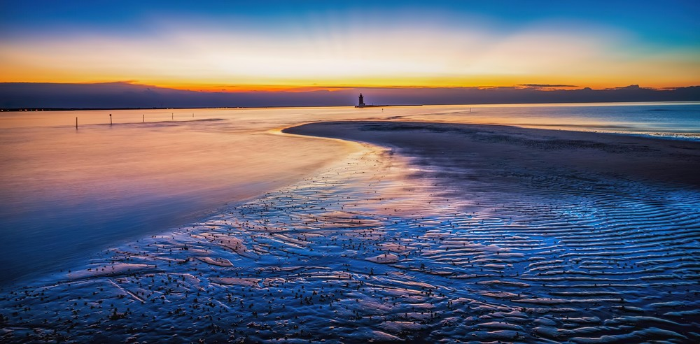 """Lewes Beach Lighthouse"" Photography Art | Inspired Imagez"