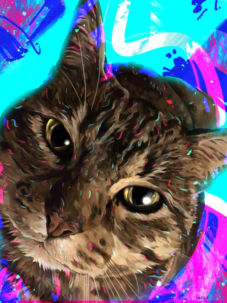 Portrait Club   Pieczynski   Bitty B Art | Matt Pierson Artworks