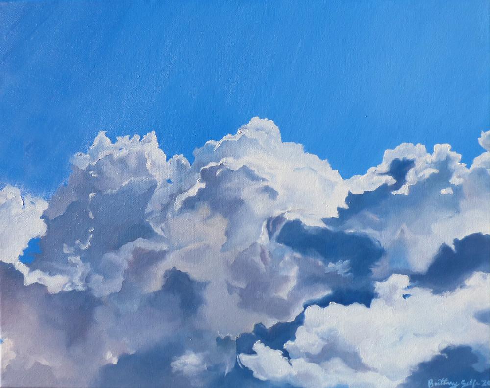 Cloudscape 3 | Brittany Selfe