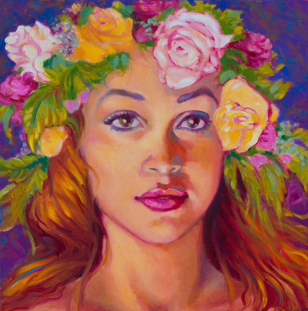 Isa Maria paintings, prints - fairies, mermaids - Elvin Queen