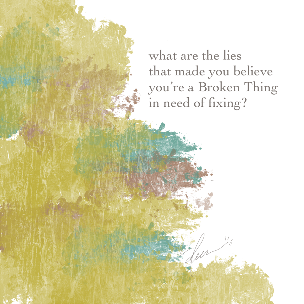 What Are The Lies...? Art | Love, Meera