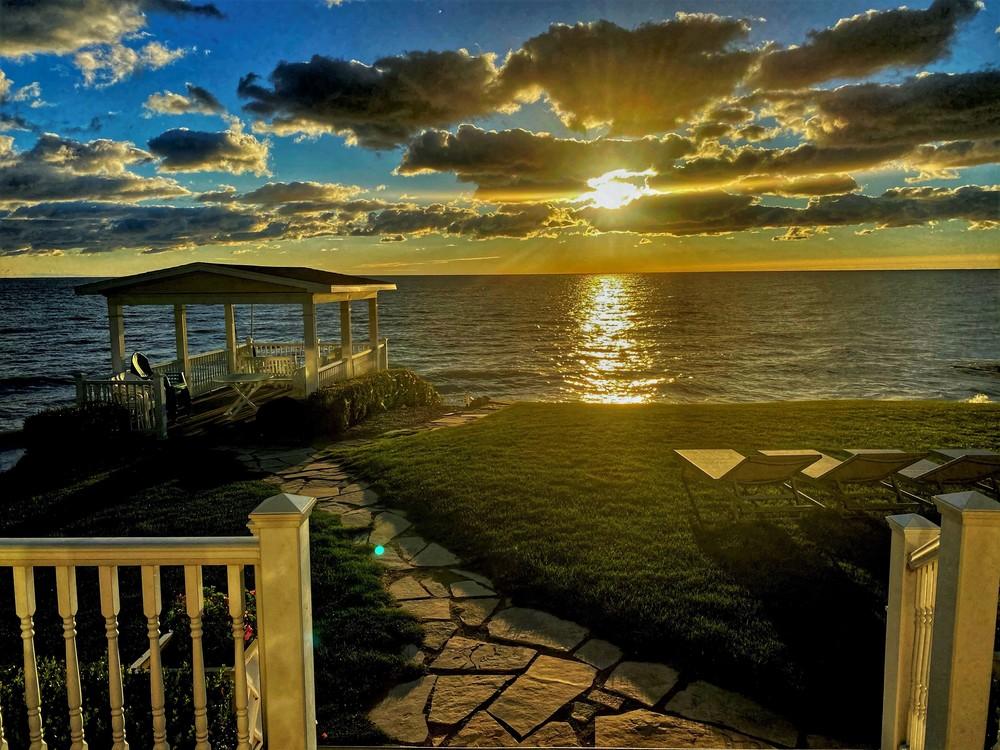 Sunrise Over Lake Huron Art | DocSaundersPhotography