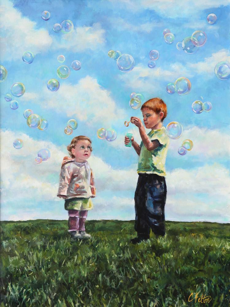 Wow, It's Magic Art | Channe Felton Fine Art