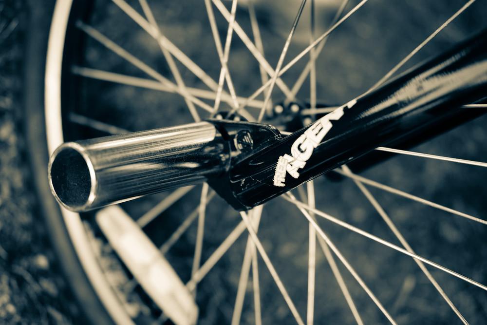 Bike Spokes Sepia Photography Art | Julie Williams Fine Art Photography