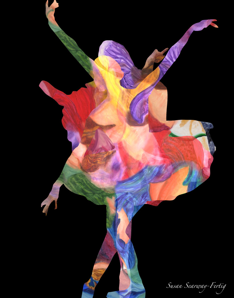 Soul   Persona: A Figurative Series.   Digital Art