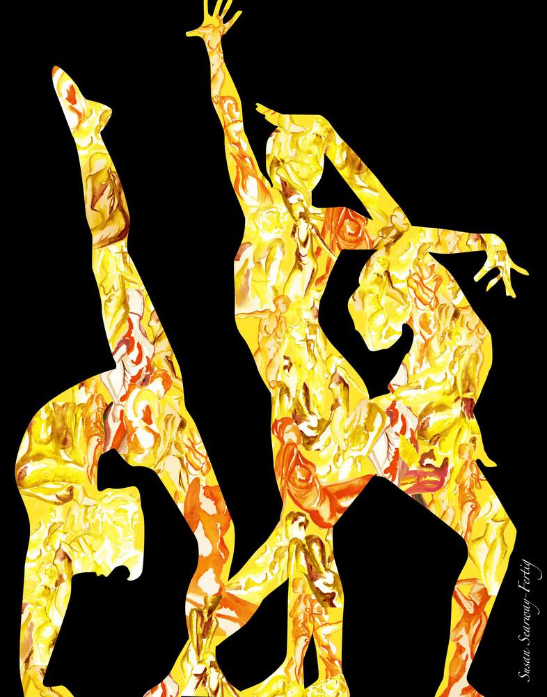 Fiery Soul | Persona: A Figurative Series | Digital Art