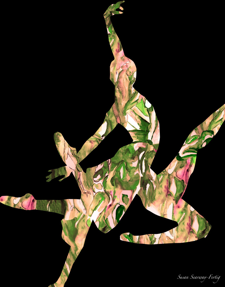 Harmony's Identity | Persona: A Figurative Series | Digital Art
