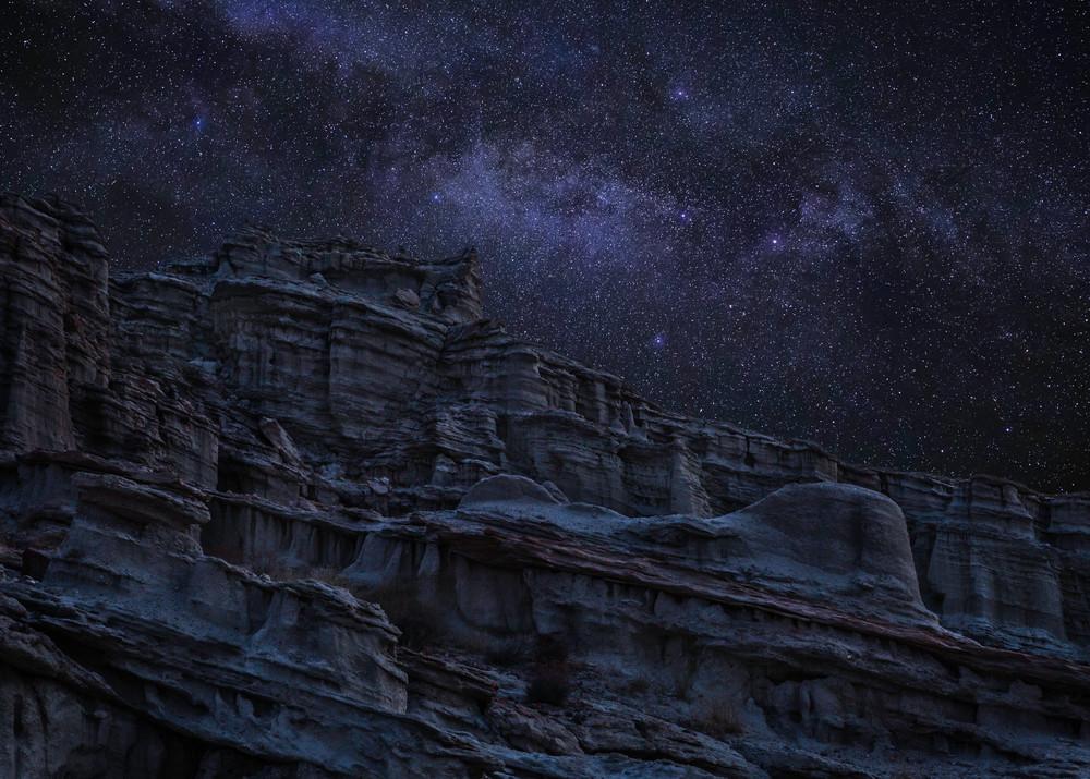 Deserted Moonscape Photography Art | Josh Kimball Photography