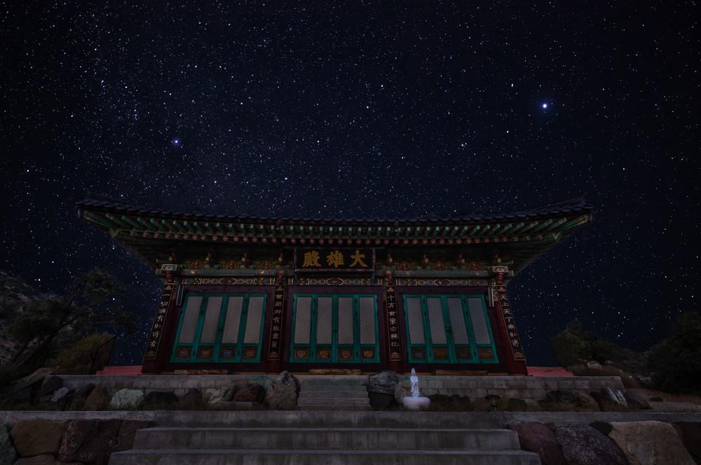 Temple Heavens Photography Art | Josh Kimball Photography