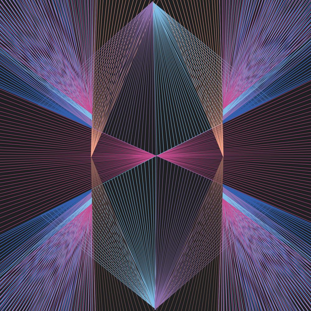 Caroline Geys // Autumn Vortex // Op-art