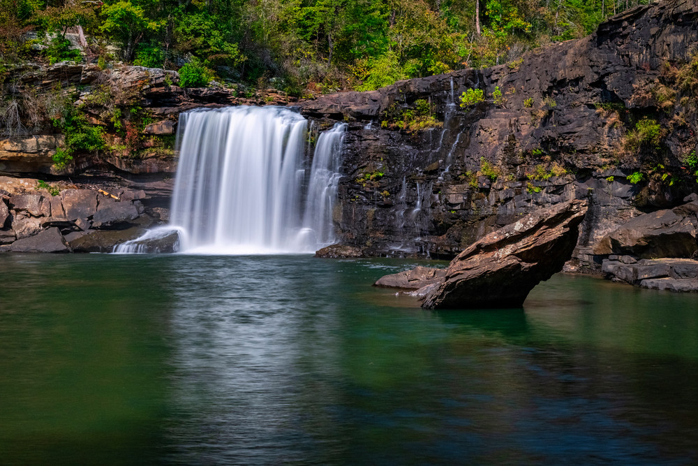 Little River Falls - Alabama waterfall fine-art photography prints
