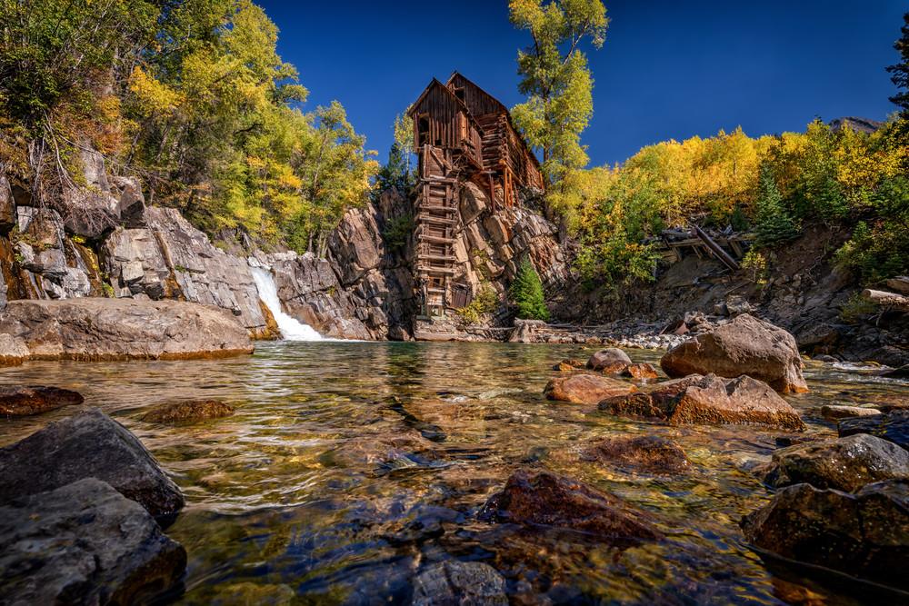 Sheep Mountain Powerhouse | Shop Photography by Rick Berk
