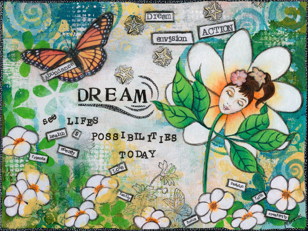Dream   Prints Art | Mercedes Fine Art