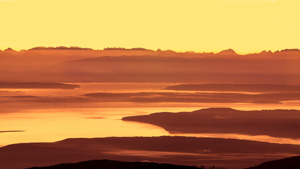 Spectacular Sunrise at 5,400 Feet Fine-Art Print