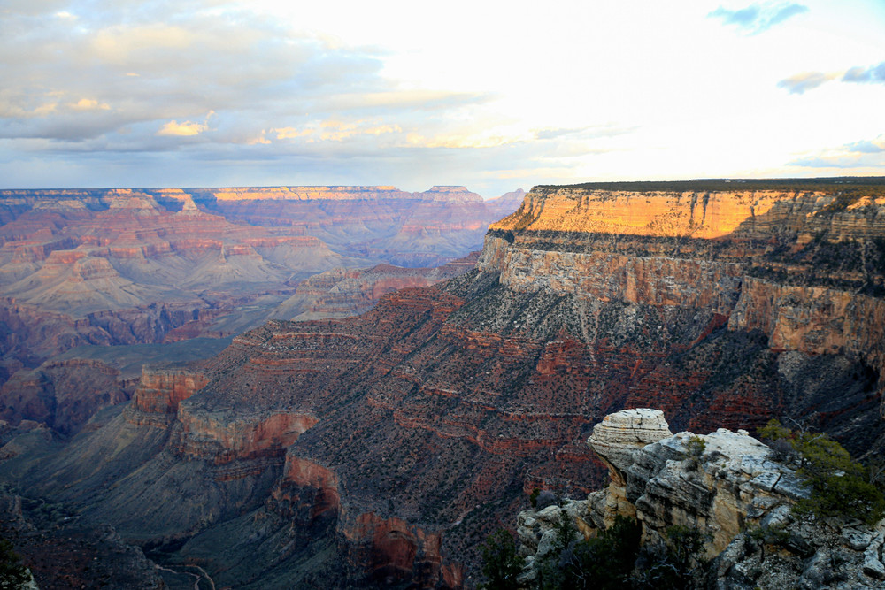 Sunset On The Grand Canyon Photography Art | Julie Williams Fine Art Photography