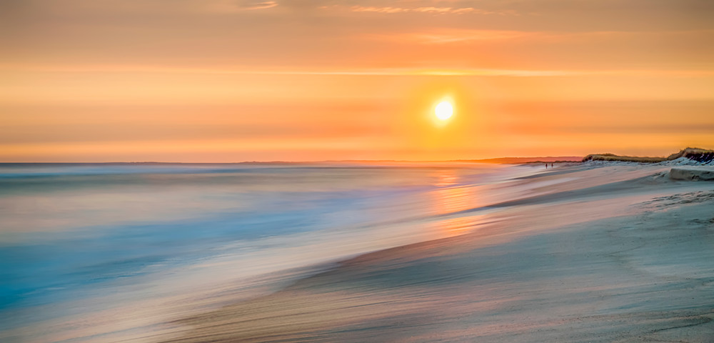 South Beach Soft Sunset Art   Michael Blanchard Inspirational Photography - Crossroads Gallery