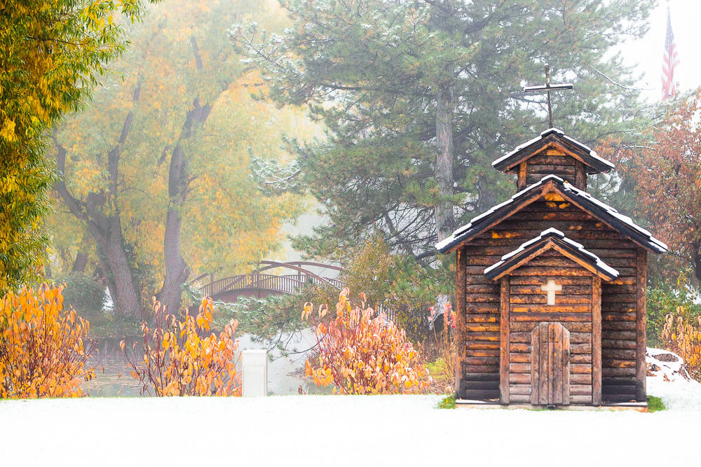 Photo of Woodward Govenor Fort Collins Colorado Christmas Village