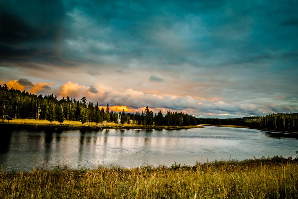 Yellowstone River Image