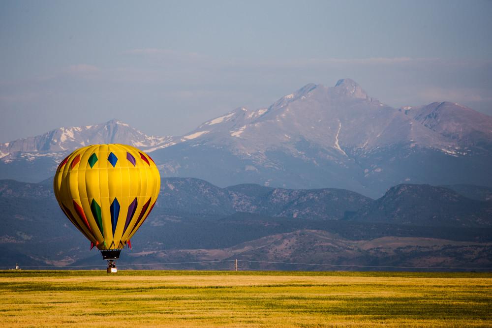 Fredrick Balloon Festival Image