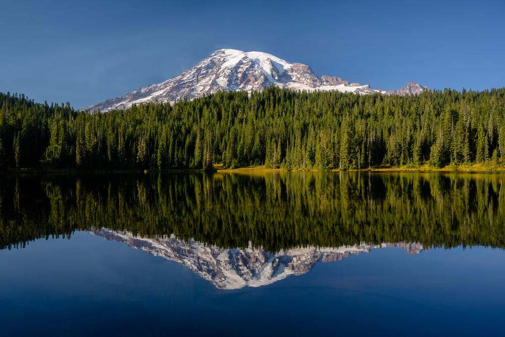 Mt. Rainier, Reflection Lake, Washington