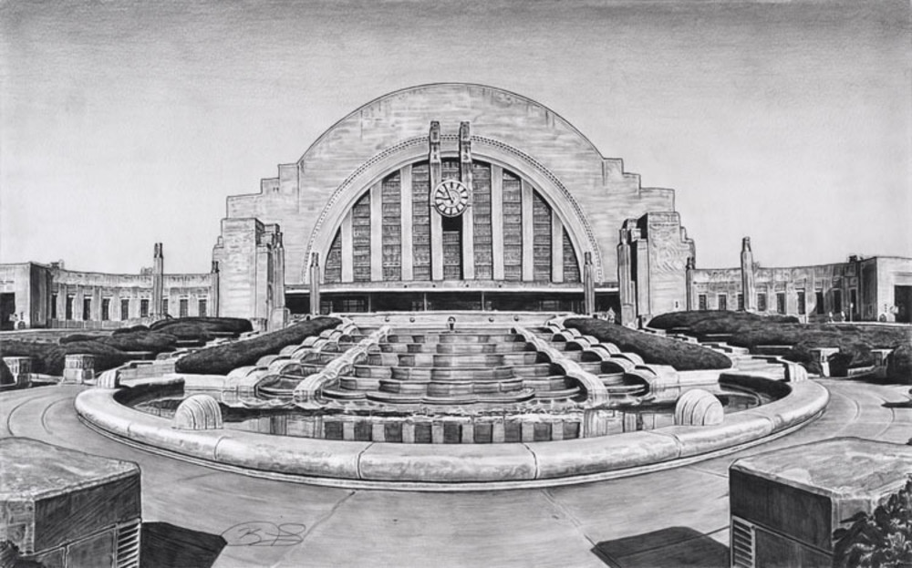 Union Terminal reproductions