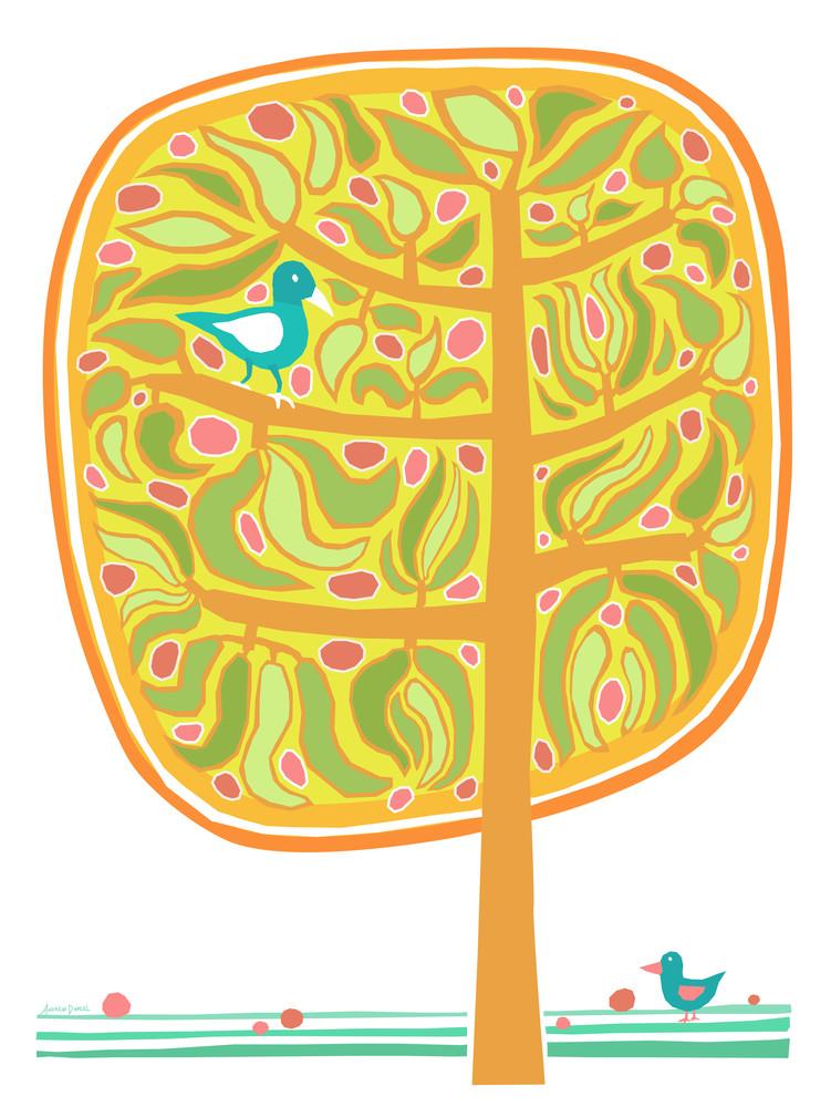 Fantasy Fruit Tree