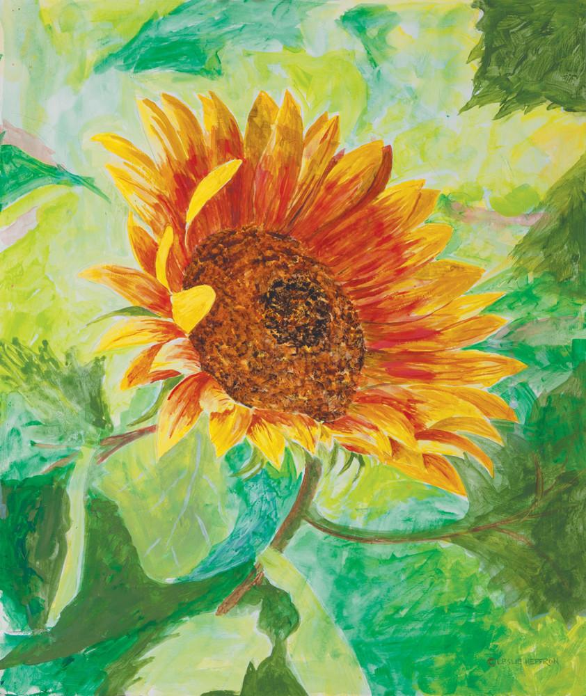 Sunflower Art | capeanngiclee
