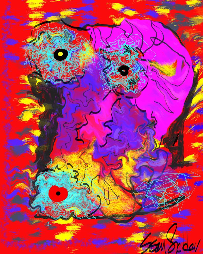 The Sultry Skull Art   Susan Fielder & Associates, Inc.