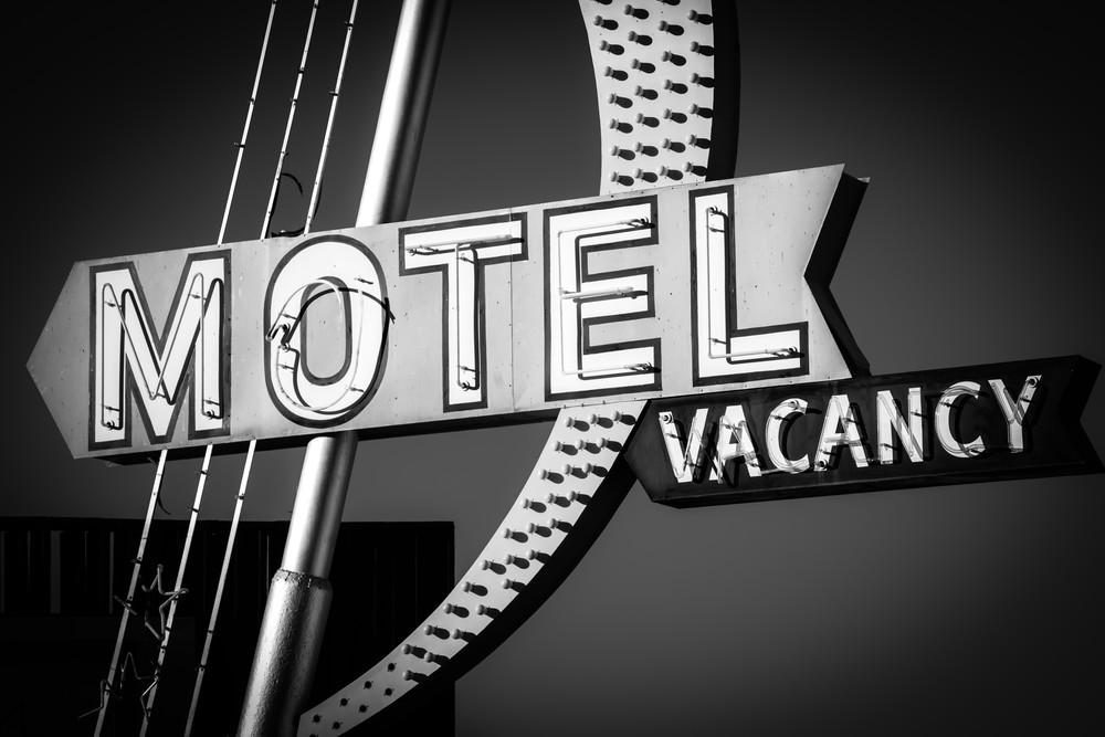 Motel Photography Art | Scott Krycia Photography