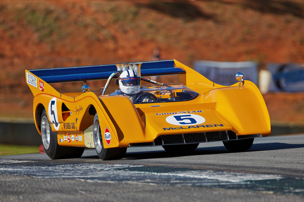 MacAllister McLaren M8F at RoadAtlanta