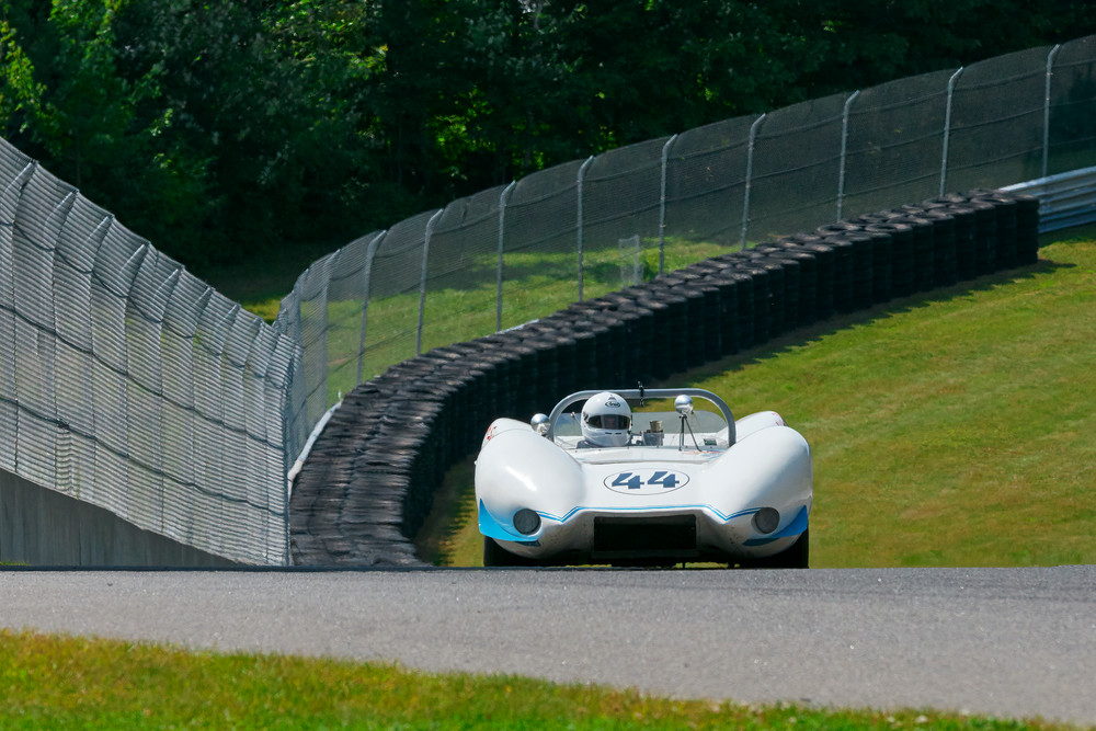1965 Wolverine Sports Racer at Mont Tremblant