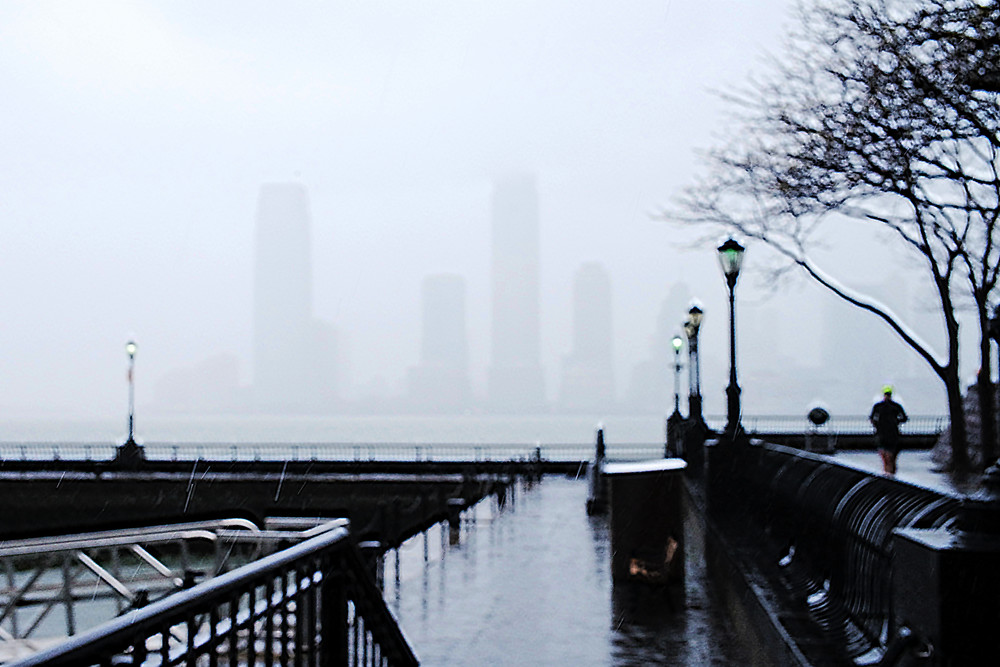 Aliens In The Fog Photography Art | LenaDi Photography LLC