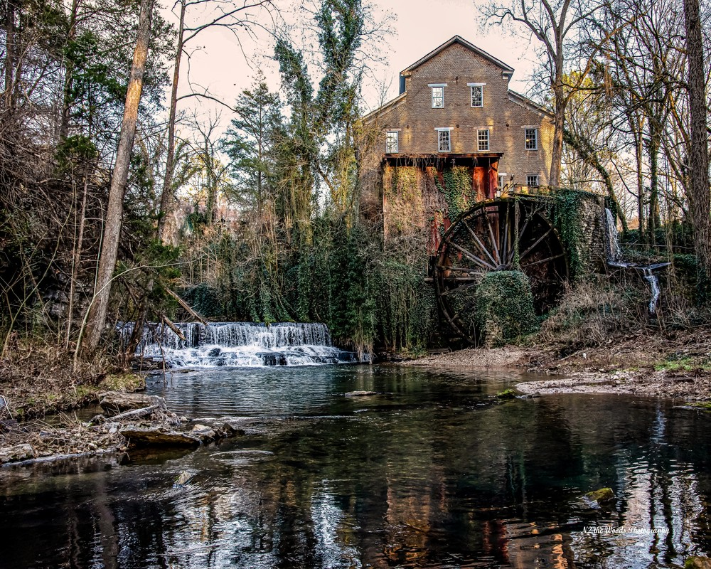 Falls Mill Photography Art | N2 the Woods Photography