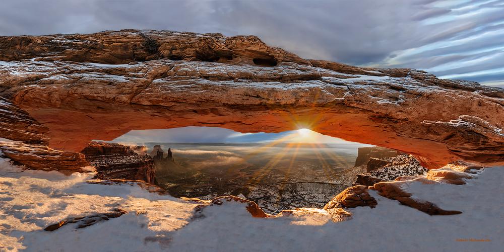 Mesa Arch-Winter Solstice