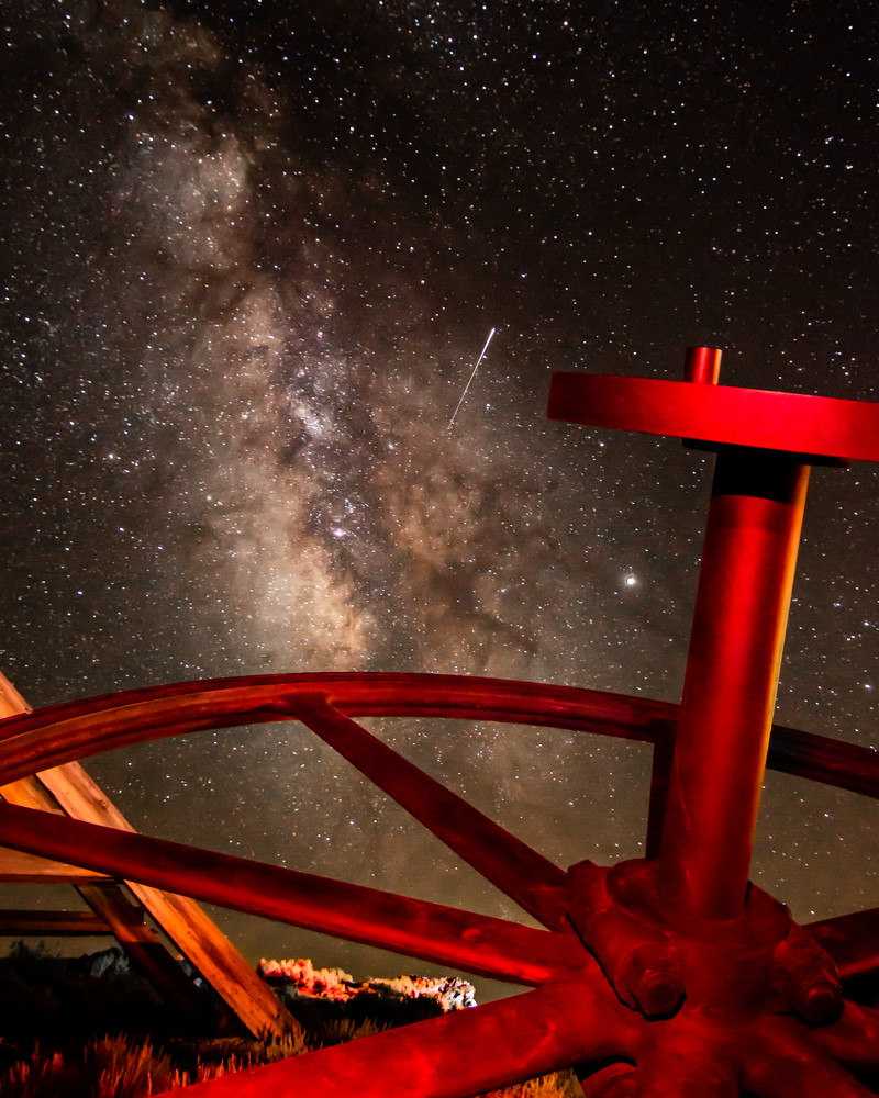 Catch a Rising Star - Bodie State Historic Park