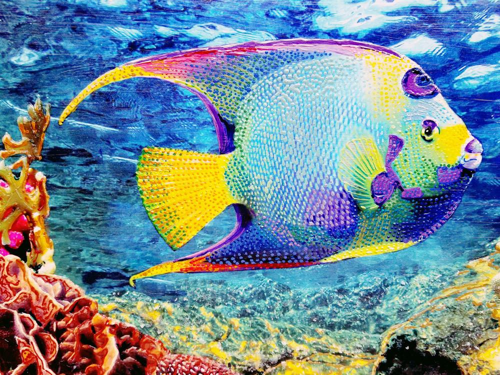 Parrots In Pardise Art | Channe Felton Fine Art