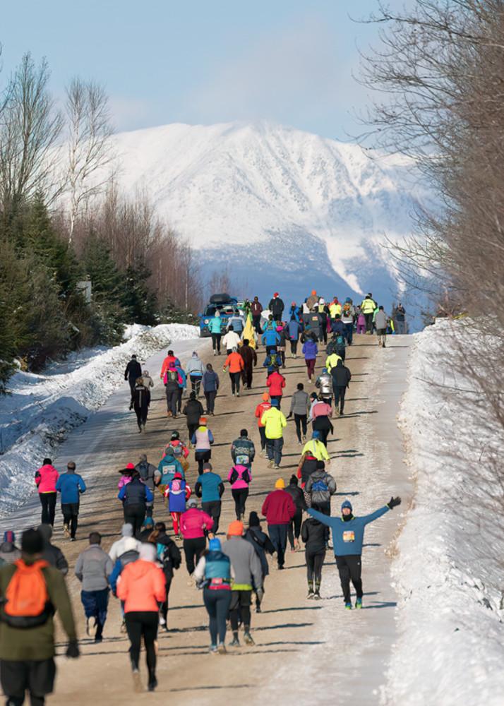 Millinocket Marathon and Half 2019 II